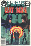 Cover for Batman Special (DC, 1984 series) #1 [newsstand]