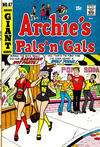 Cover for Archie's Pals 'n' Gals (Archie, 1952 series) #67