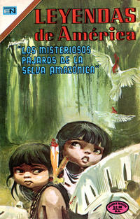Cover Thumbnail for Leyendas de América (Editorial Novaro, 1956 series) #238