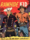 Cover for Rawhide Kid (Horwitz, 1955 ? series) #5