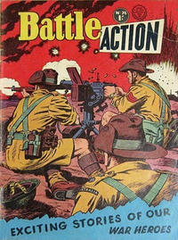 Cover Thumbnail for Battle Action (Horwitz, 1954 ? series) #76