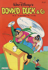 Cover Thumbnail for Donald Duck & Co (Hjemmet, 1948 series) #40/1981