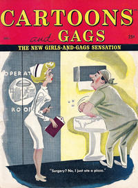 Cover Thumbnail for Cartoons and Gags (Marvel, 1959 series) #v4#6