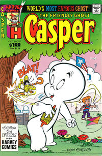 Cover Thumbnail for Casper the Friendly Ghost (Harvey, 1990 series) #257