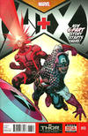 Cover for A+X (Marvel, 2012 series) #13