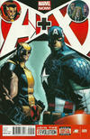 Cover for A+X (Marvel, 2012 series) #9