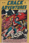 Cover for Crack Adventures (Bell Features, 1952 ? series) #23