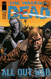 Cover for The Walking Dead (Image, 2003 series) #115 [2nd Printing Variant]