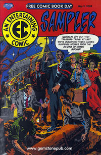 Cover Thumbnail for EC Sampler - Free Comic Book Day (Gemstone, 2008 series)