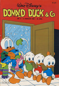 Cover Thumbnail for Donald Duck & Co (Hjemmet, 1948 series) #5/1982