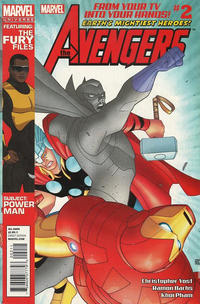 Cover Thumbnail for Marvel Universe Avengers Earth's Mightiest Heroes (Marvel, 2012 series) #2