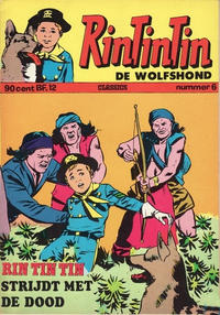 Cover Thumbnail for RinTinTin Classics (Classics/Williams, 1972 series) #6