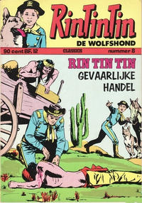 Cover Thumbnail for RinTinTin Classics (Classics/Williams, 1972 series) #8