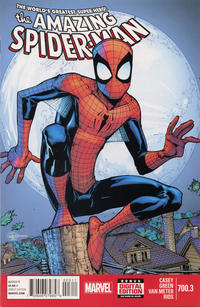 Cover Thumbnail for The Amazing Spider-Man (Marvel, 1999 series) #700.3