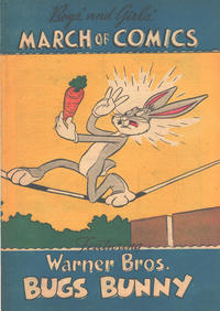 Cover Thumbnail for March of Comics (Western, 1946 series) #59 [Standard Edition]
