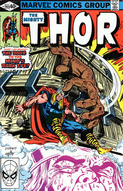 Cover for Thor (Marvel, 1966 series) #293 [Direct Edition]