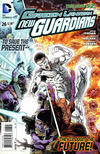 Cover for Green Lantern: New Guardians (DC, 2011 series) #26