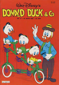 Cover Thumbnail for Donald Duck & Co (Hjemmet, 1948 series) #12/1982