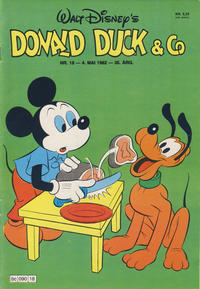 Cover Thumbnail for Donald Duck & Co (Hjemmet, 1948 series) #18/1982