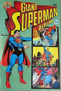Cover Thumbnail for Giant Superman Album (K. G. Murray, 1963 ? series) #44