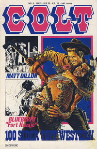 Cover Thumbnail for Colt (Semic, 1978 series) #5/1987