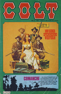Cover Thumbnail for Colt (Semic, 1978 series) #3/1981