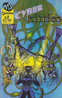 Cover Thumbnail for Cyberkitties (MU Press, 1998 series) #3