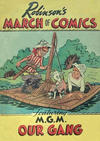 Cover Thumbnail for March of Comics (1946 series) #26 [Robinson's variant]