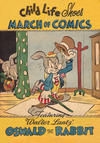 Cover Thumbnail for March of Comics (1946 series) #67 [Child Life Shoes variant]