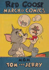 Cover Thumbnail for March of Comics (1946 series) #70 [Red Goose variant]