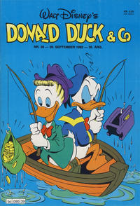 Cover Thumbnail for Donald Duck & Co (Hjemmet, 1948 series) #39/1982