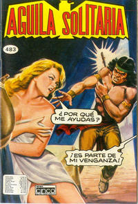 Cover Thumbnail for Aguila Solitaria (Editora Cinco, 1976 ? series) #483