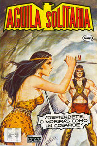 Cover Thumbnail for Aguila Solitaria (Editora Cinco, 1976 ? series) #440
