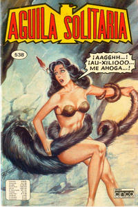 Cover Thumbnail for Aguila Solitaria (Editora Cinco, 1976 ? series) #538