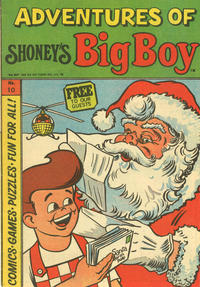 Cover Thumbnail for Adventures of Big Boy (Paragon Products, 1976 series) #10