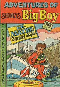 Cover Thumbnail for Adventures of Big Boy (Paragon Products, 1976 series) #13
