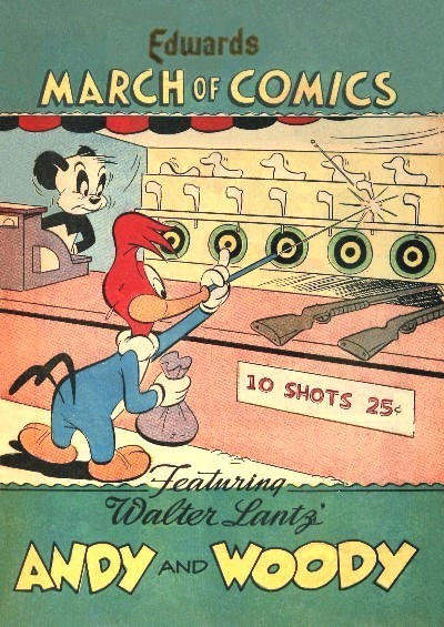 Cover for March of Comics (Western, 1946 series) #76