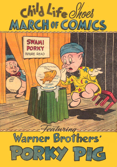 Cover for March of Comics (Western, 1946 series) #71