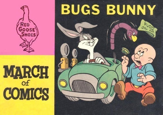 Cover for March of Comics (Western, 1946 series) #132