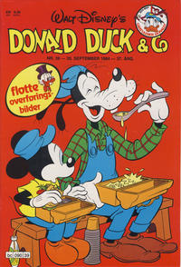 Cover Thumbnail for Donald Duck & Co (Hjemmet, 1948 series) #39/1984