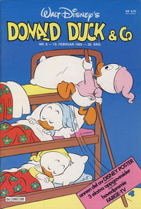 Cover Thumbnail for Donald Duck & Co (Hjemmet, 1948 series) #8/1985