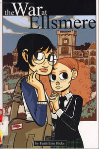 Cover Thumbnail for The War at Ellsmere (Slave Labor, 2008 series)