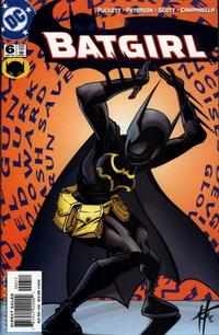 Cover Thumbnail for Batgirl (DC, 2000 series) #6