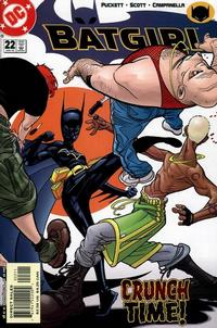 Cover Thumbnail for Batgirl (DC, 2000 series) #22