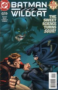 Cover Thumbnail for Batman / Wildcat (DC, 1997 series) #2