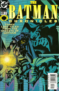 Cover Thumbnail for The Batman Chronicles (DC, 1995 series) #23