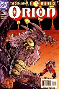 Cover Thumbnail for Orion (DC, 2000 series) #16