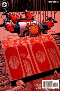 Cover Thumbnail for Orion (DC, 2000 series) #21