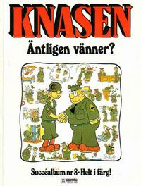 Cover Thumbnail for Knasen [succéalbum] (Semic, 1978 series) #8