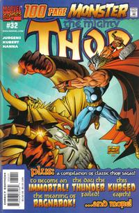 Cover Thumbnail for Thor (Marvel, 1998 series) #32